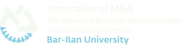 International MBA Bar-Ilan University
